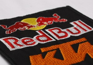 red bull ktm small patch