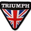 Triumph patches