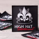 High Hat Entertainment patches