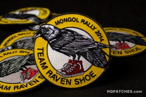Team Raven Shoe - Mongol Rally 2014