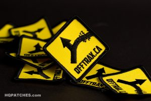 Offtrax Rally patches