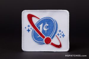 Penny4NASA emblems