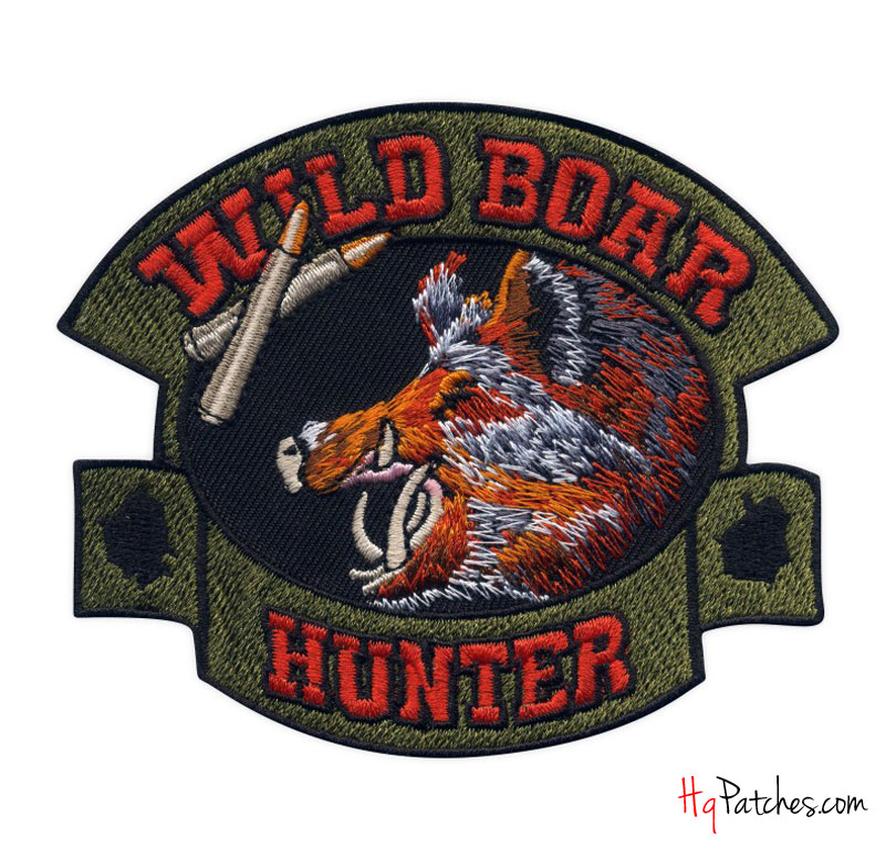 How to choose Personalized Patches for Hunters?